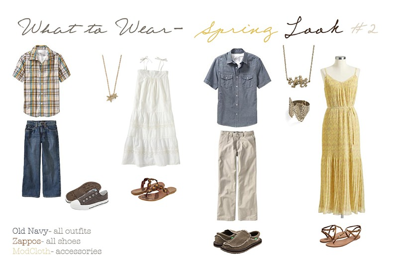 What To Wear Spring Edition