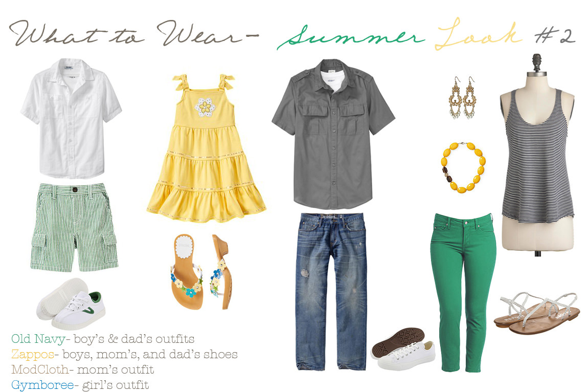 What To Wear Summer Edition