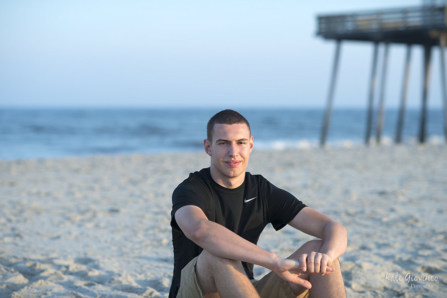 Brandon: OCNJ Senior Session