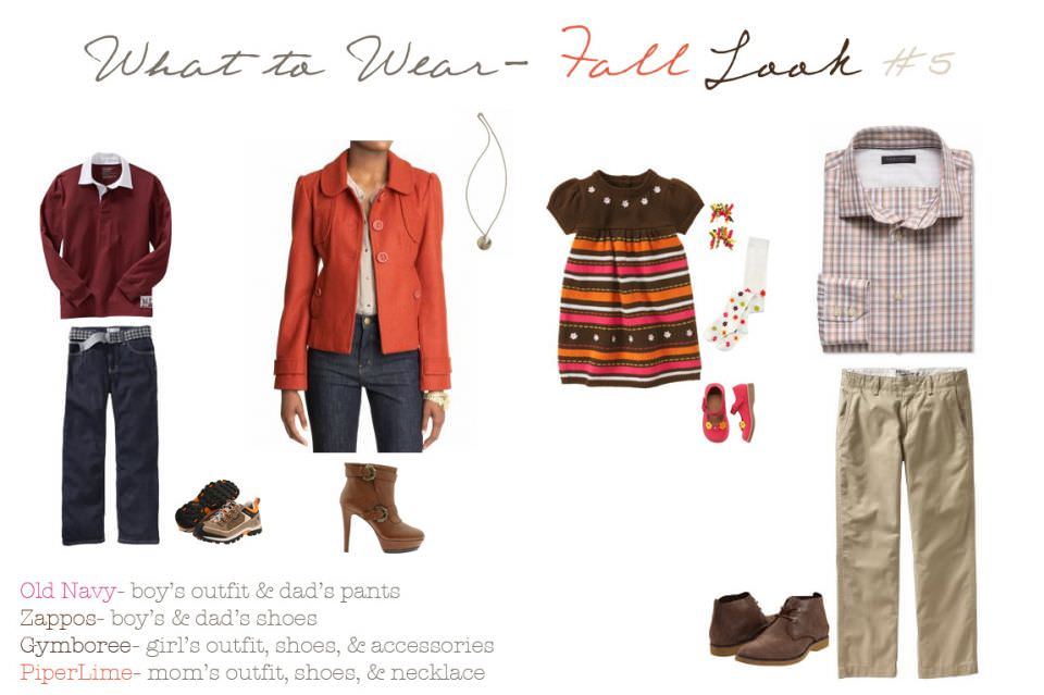 What To Wear – Fall Edition