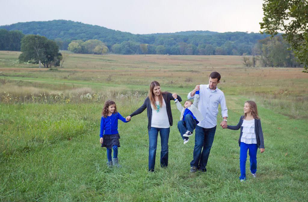 Angert Family